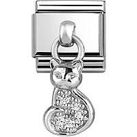 modulaire unisex bijoux Nom.Composable 331800/18