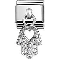 modulaire unisex bijoux Nom.Composable 331800/20
