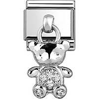 modulaire unisex bijoux Nom.Composable 331800/23