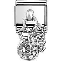 modulaire unisex bijoux Nom.Composable 331800/25