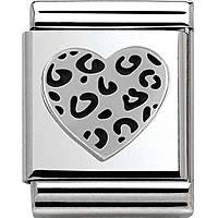 modulaire unisex bijoux Nom.Composable 332104/05