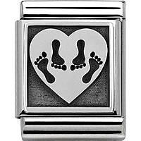 modulaire unisex bijoux Nom.Composable 332110/13