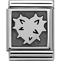 modulaire unisex bijoux Nom.Composable 332110/15