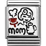 modulaire unisex bijoux Nom.Composable 332203/11