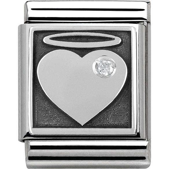 modulaire unisex bijoux Nom.Composable 332307/06