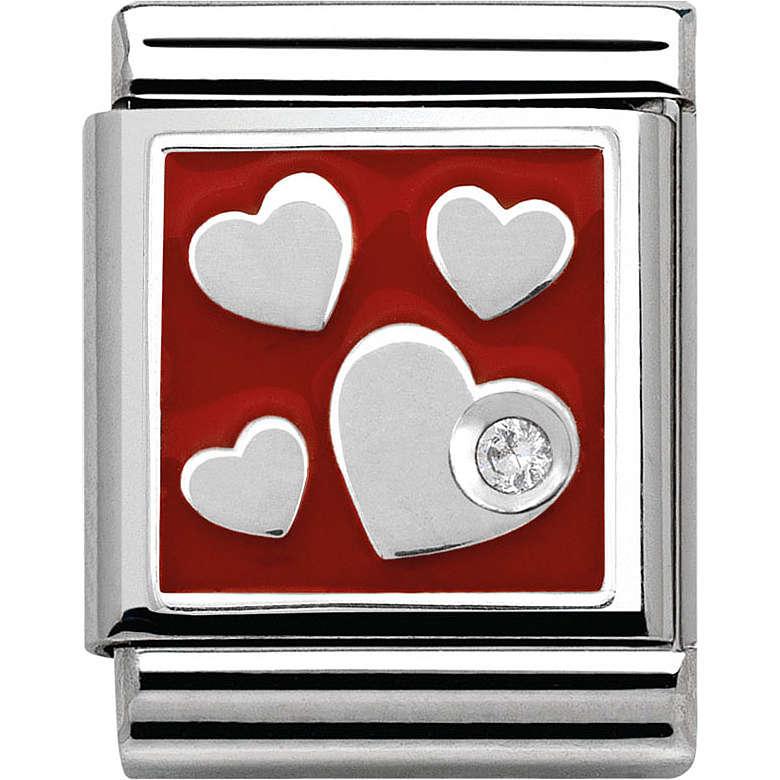 modulaire unisex bijoux Nom.Composable 332308/01