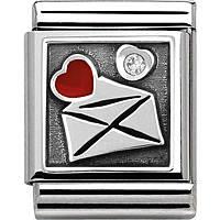 modulaire unisex bijoux Nom.Composable 332308/02