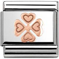modulaire unisex bijoux Nom.Composable 430104/06