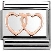 modulaire unisex bijoux Nom.Composable 430104/08