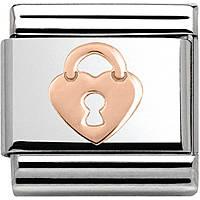 modulaire unisex bijoux Nom.Composable 430104/15
