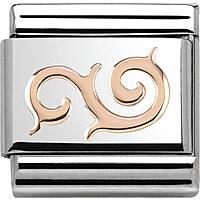 modulaire unisex bijoux Nom.Composable 430104/21