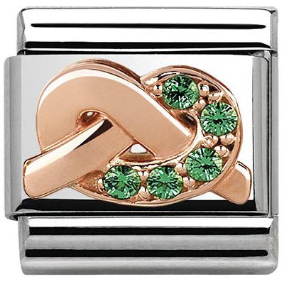 modulaire unisex bijoux Nom.Composable 430302/08