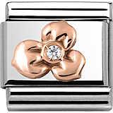 modulaire unisex bijoux Nom.Composable 430305/02