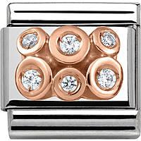 modulaire unisex bijoux Nom.Composable 430306/01