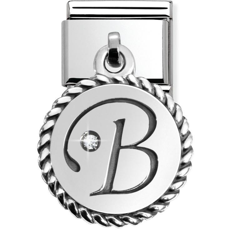 modulaire unisex bijoux Nom.Composable Lettere 031715/02