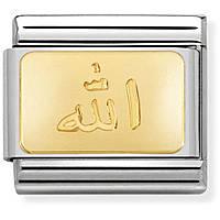 modulaire unisex bijoux Nom.Composable Paesi 030163/04