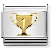 modulaire unisex bijoux Nom.Composable Simboli 030149/23