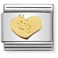 modulaire unisex bijoux Nom.Composable Simboli 030149/27