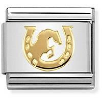 modulaire unisex bijoux Nom.Composable Simboli 030149/30