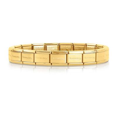 modulaire unisex bijoux Nomination Composable 030001/SI/008