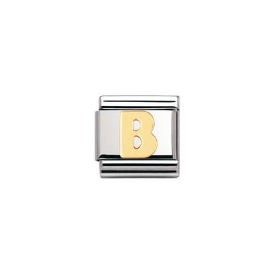 modulaire unisex bijoux Nomination Composable 030101/02