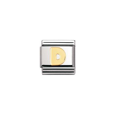 modulaire unisex bijoux Nomination Composable 030101/04