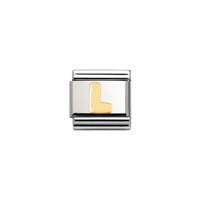 modulaire unisex bijoux Nomination Composable 030101/12