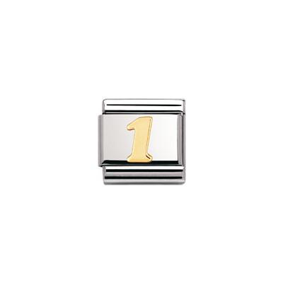 modulaire unisex bijoux Nomination Composable 030102/01