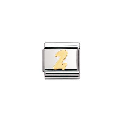 modulaire unisex bijoux Nomination Composable 030102/02
