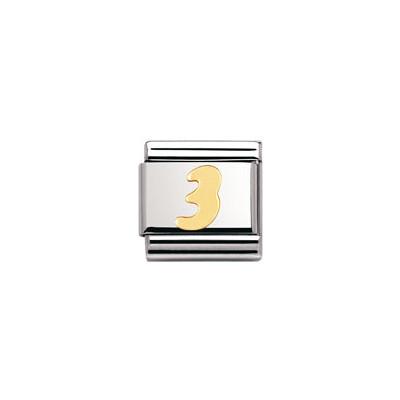 modulaire unisex bijoux Nomination Composable 030102/03