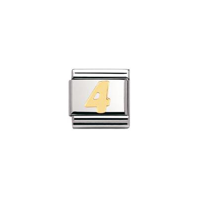 modulaire unisex bijoux Nomination Composable 030102/04