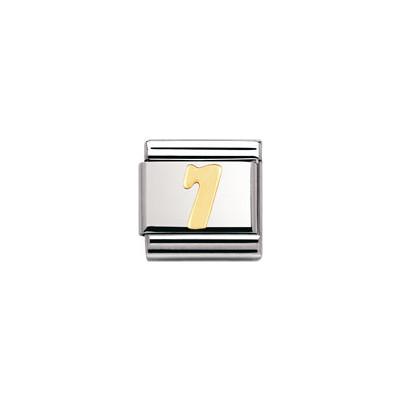 modulaire unisex bijoux Nomination Composable 030102/07