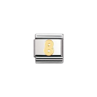 modulaire unisex bijoux Nomination Composable 030102/08