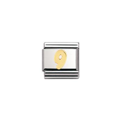 modulaire unisex bijoux Nomination Composable 030102/09