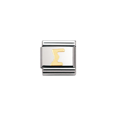 modulaire unisex bijoux Nomination Composable 030103/15