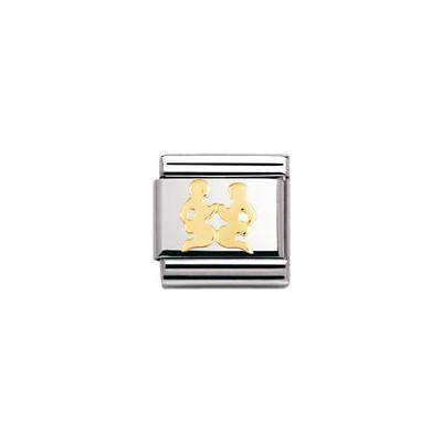 modulaire unisex bijoux Nomination Composable 030104/03