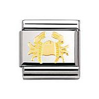 modulaire unisex bijoux Nomination Composable 030104/04