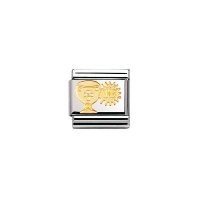 modulaire unisex bijoux Nomination Composable 030105/02