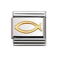 modulaire unisex bijoux Nomination Composable 030105/08