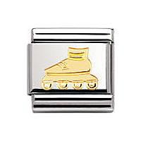 modulaire unisex bijoux Nomination Composable 030106/06
