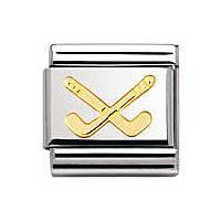 modulaire unisex bijoux Nomination Composable 030106/07
