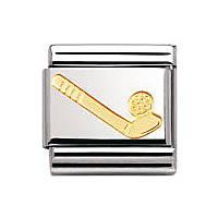 modulaire unisex bijoux Nomination Composable 030106/09
