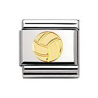 modulaire unisex bijoux Nomination Composable 030106/11