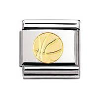 modulaire unisex bijoux Nomination Composable 030106/12