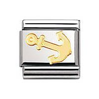 modulaire unisex bijoux Nomination Composable 030106/15