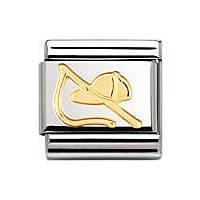 modulaire unisex bijoux Nomination Composable 030106/18