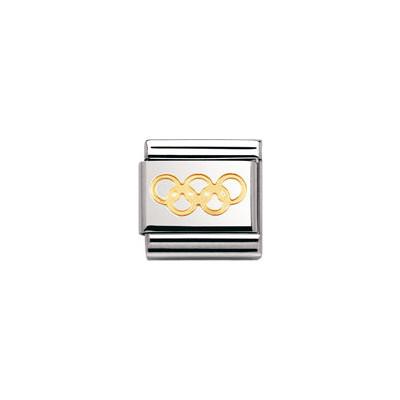 modulaire unisex bijoux Nomination Composable 030106/22