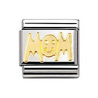 modulaire unisex bijoux Nomination Composable 030107/01