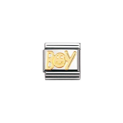 modulaire unisex bijoux Nomination Composable 030107/02