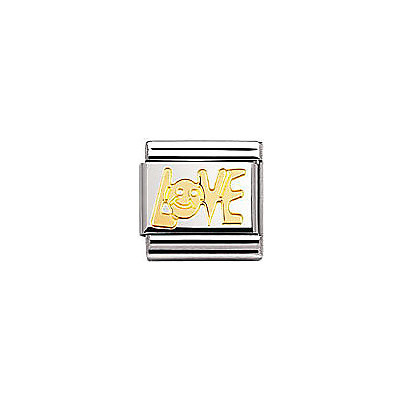 modulaire unisex bijoux Nomination Composable 030107/06